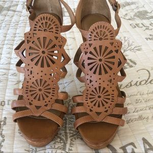 Beautiful Isola Leather shoes